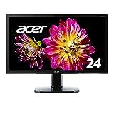 Acer ディスプレイ モニター KA240Hbmidx 24インチ/HDMI端子付/スピーカー付/フリッカーフリー