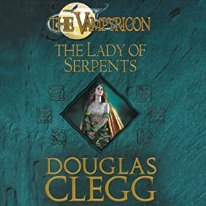 The Lady of Serpents Audiobook
