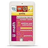 Eddy - Intel Series G70 Kids Learning Tablet (WiFi, 3G Via Dongle), White With Dragon Green Bumper Case
