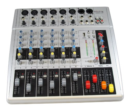 Blast King I78Bmix6 Professional Mixing Console