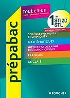 Toutes les matières générales 1res STI2D - STL