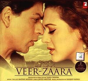 Veer zaara (Bollywood Movie / Indian Cinema / Hindi Film / CD)
