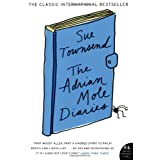 The Adrian Mole Diaries: The Secret Diary of Adrian Mole, Aged 13 3/4 / The Growing Pains of Adrian Mole (P.S.)by Sue Townsend