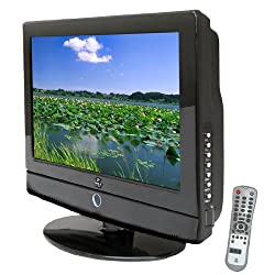 PyleHome - 15.6'' Hi-Definition Flat Panel LCD TV - PTC155LC