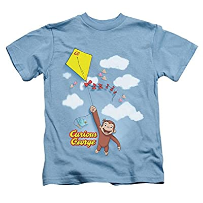 Curious George Flight Juvy T-Shirt
