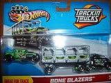Hot Wheels Y0178 Trackin Truck - Hot Wheels camion avec le kit de véhicule
