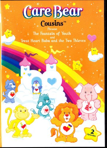 Care Bear Cousins : The Fountain of Youth , Treat Heart Baba
