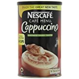 Nescaf� Caf� Style Cappuccino Unsweetened 500 gby Nescaf� Caf� Style