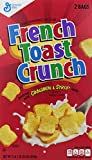 General Mills Cereals French Toast Crunch Cereal Box 2LB (33oz) Box