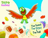 When the birds hold a big feast in the sky, Tippo the Tortoise really wishes to attend. But a tortoise cannot fly... or can it?Enjoy an entertaining adventure with a lesson to learn.