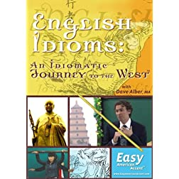 English Idioms: An Idiomatic Journey to the West
