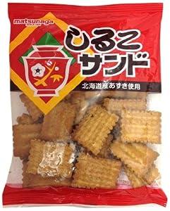 松永製菓 しるこサンド 110g×16袋