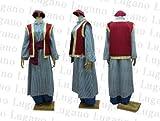 高品質コスプレ衣装 COSFAMILY 2967★ドラゴンクエストIV  導かれし者たち  トルネコ 風 ★ コスプレ衣装 完全オーダーメイドも対応可能