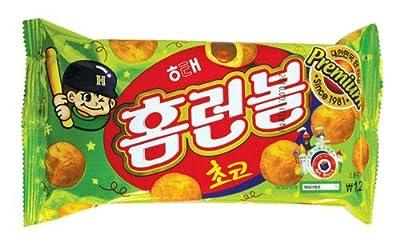 韓国 お菓子 ヘテ チョコホームランボール