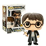 Funko POP Exclusive Harry Potter with Sword of Gryffindor Toy Vinyl Action Figure #09