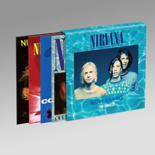 Nirvana - Nevermind: The Singles (4x10