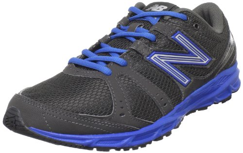 New Balance Men's M690 Running Shoe,Dark Grey/Blue,10.5 D US