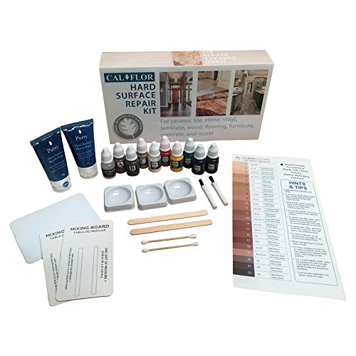 Cal-Flor FL49115CF Hard Surface Repair Kit (Laminate Chip Repair Kit compare prices)