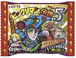 ビックリマン伝説5 30個入り BOX(食玩)