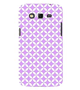 Cosy Purple Diamond 3D Hard Polycarbonate Designer Back Case Cover for Samsung Galaxy Grand Neo :: Samsung Galaxy Grand Neo i9060