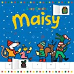 Maisy advent calendar (with stickers)...
