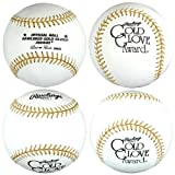 Rawlings RGGBB Official Gold Glove Baseball