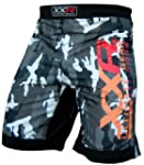 XXR Camo Pro MMA Fight Shorts Camoufl...