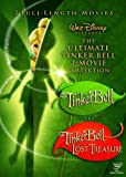 Tinker Bell / Tinker Bell and the Lost Treasure - Double Pack [DVD]