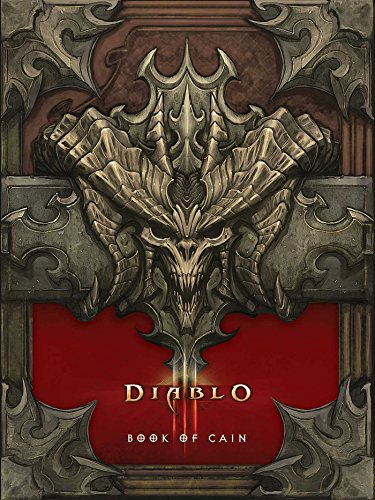 Diablo III: Book of Cain [Cain, Deckard - Blizzard Entertainment] (Tapa Blanda)