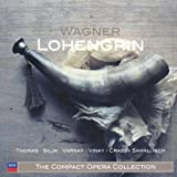 Lohengrin (Sawallisch, Thomas, Silja)by Richard Wagner