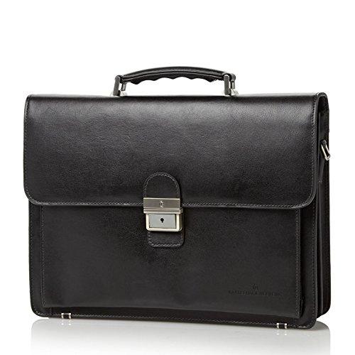 "'Castelijn & Beerens-Borsa per computer portatile da 13,3""REALTA IN PELLE BORSA Business Notebook"