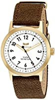 Vestal Unisex ABC3C01 Alpha Bravo Stainless Steel Watch with Canvas Band by Vestal