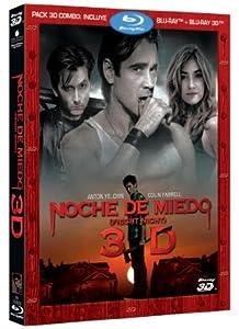 Noche De Miedo (3D) [Blu-ray]