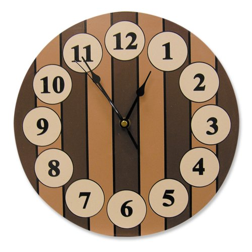 Trend Lab Hot Cocoa Wall Clock - 1