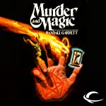 Murder and Magic: Lord Darcy, Book 1 (       UNABRIDGED) by Randall Garrett Narrated by Victor Villar-Hauser