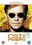 echange, troc CSI: Crime Scene Investigation - Miami - Complete - Season 5 [Import anglais]