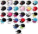日よけ日焼け防止帽子 ツバ広ハットぼうしキャップ / 帽子 ニューエラ キャップ NY ニューヨーク ヤンキース ベーシックカラー ベースボールキャップ  多色選択txj55