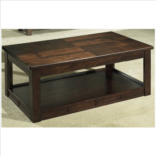 Black Friday Somerton Serenity Lift Top Rectanglular Coffee Table In