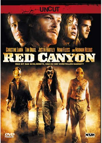 Red Canyon - UNCUT! in der um 2 Minuten längeren Version