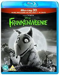 Frankenweenie (Blu-ray 3D)[Region Free]