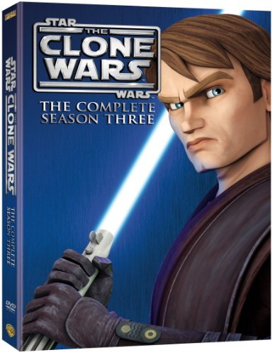 Star Wars Clone Wars - Season 3 [DVD]