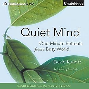 Quiet Mind Audiobook