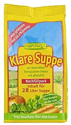 Rapunzel Bio Klare Suppe, mit Bio-Hefe (1 x 500 gr) von Rapunzel Naturkost AG bei Gewürze Shop