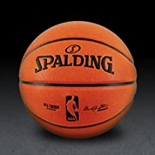 Spalding NBA Oversize Trainer Basketball - Size 33