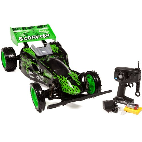 Scorpion 1:10 Rtr Electric Rc Buggy (Colors May Vary)