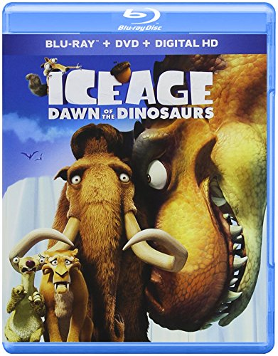 Blu-ray : Ice Age 3: Dawn of the Dinosaurs (Pan & Scan, Icons O-Ring)