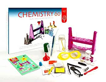Elenco  Chem 60 Chemistry Set