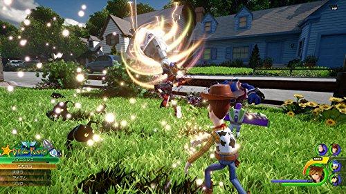 キングダム ハーツIII - PS4 ゲーム画面スクリーンショット10