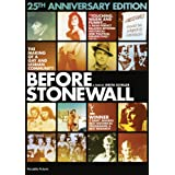 Before Stonewall [DVD] [1984]by Greta Schiller