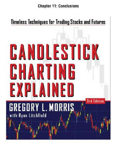 Candlestick Charting Explained, Chapter 11: Conclusions